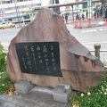 写真:伊藤左千夫住居跡