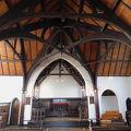 写真:聖ヨハネ教会堂 (博物館明治村内)
