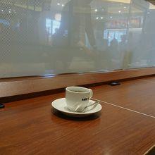 八戸駅前で見つけたカフェ
