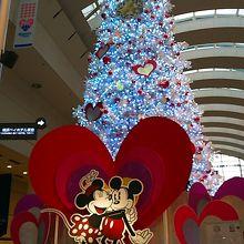 クィーンズスクエアのクリスマスツリー♪