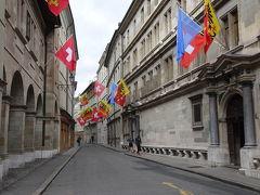 ジュネーブ旧市街