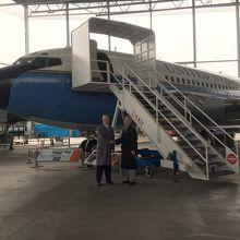 世界一大きい航空博物館