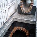 写真:旧居留地下水道公開施設