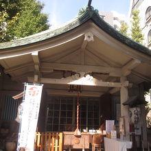 いかにも地元に密着した神社という印象でした