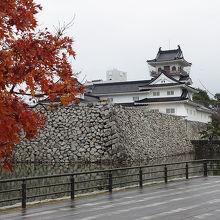富山城、富山の歴史の展示が興味深かったです