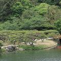 写真:栗林公園 仙磯 (蓬莱島)