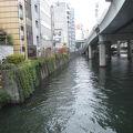 写真:日本橋川