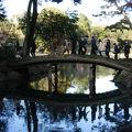 写真:六義園 千鳥橋