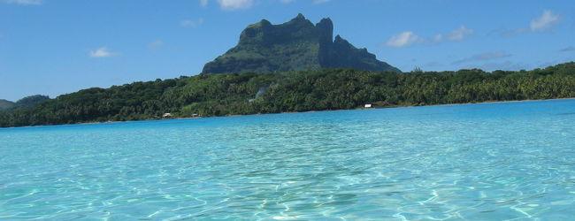 憧れの島ボラボラ島へ行ってきちゃったよ...