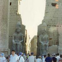 ルクソールへ!歴史探訪の旅Egypt編