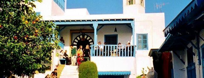 チュニジア/ バックパッカー的 女一人旅
