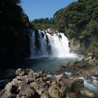 死のロード? 滝めぐりシリーズ87 日本の滝百選・関之尾滝 宮崎県都城市