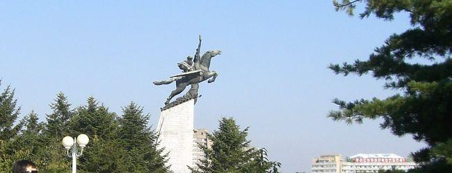 北朝鮮(平壌ー板門店ー妙香山)を旅行し...