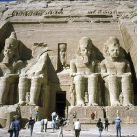 エジプト・神秘への旅・・・アブシンベル神殿