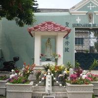 珠海マカオ旅行6素敵な教会を巡る…前に事件発生