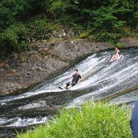 <<癒しの炭酸泉温泉の筌ノ口『山里の湯』でほっと一息、大吊橋を見て、食べて九重を楽しむ旅>>