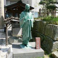 日本の旅 中部地方を歩く 福井市の北ノ庄城跡周辺