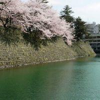 日本の旅 中部地方を歩く 福井市の福井城跡周辺