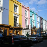週末の市に行ってみる〜マイルド編〜2009年ロンドン・アイルランド旅行2
