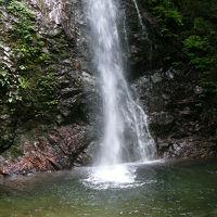 払沢(ほっさわ)の滝@檜原村