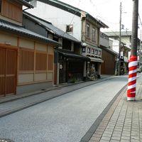 日本の旅 関西を歩く 大阪・岸和田だんじり祭を待つ街並み