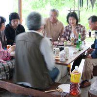 2006春、愛知牧場でのバーベキュー:中国旅行打合せ