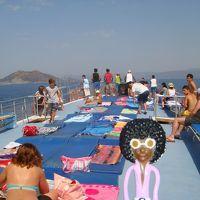 なみお&みすたぁのなんちゃって世界一周旅行 トルコ・フェティエ12島巡り