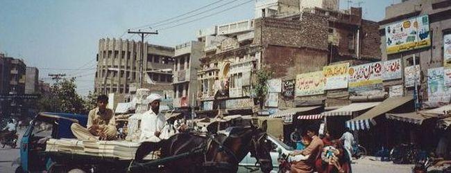 弾丸パキスタン0004 「ムガール帝国の都...