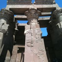 2010 灼熱のエジプトツアー3 〜のんびりナイル川クルーズ コム・オンボ、エドフ〜