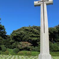 ちょっくらお散歩~外人墓地と児童遊園地