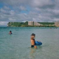 グアム島旅行 1990年
