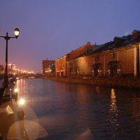 余市・小樽。ニッカウヰスキー工場と小樽運河を巡る。