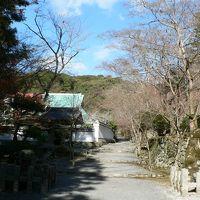 日本の旅 関西を歩く 大阪、 高槻市の神峯山寺(かぶさんじ)周辺