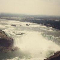 80年代のカナダ1983.8  「初めての海外旅行はナイアガラ vol.7」  〜ナイアガラの滝〜