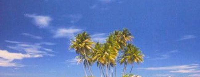 〜Spiritual Island〜.ジープ島旅行記の総...