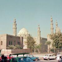 1988のんびりエジプト旅[1] カイロ散策