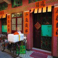 香港マカオ★香港5★新界へ!LRTに乗って「元朗」旧市街と新市街へ
