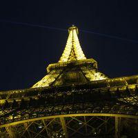パリとモンサンミッシェル