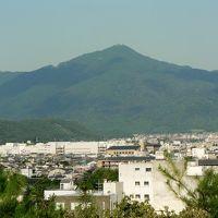 日本の旅 関西を歩く 京都市北区の船岡山公園(ふなおかやまこうえん)周辺