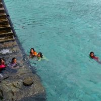 ソヤ、サラン、ティオマン Soyak,Salang、Tioman White sandy beach、rocky spot and strong current create Snorkeling Wonderland♪