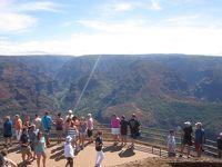 ハワイ4島クルーズ NCL Pride of Americaに乗船 �Kauai Nawiliwili 停泊 Waimea,Wailua & シダの洞窟《Day6》