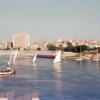 1988のんびりエジプト旅[2] アスワン周辺