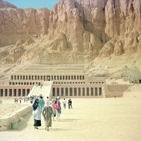 1988のんびりエジプト旅[3] ルクソール