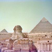 1988のんびりエジプト旅[4] ギザ・ポートサイド