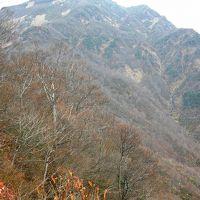 紅葉の空中散歩と八海山