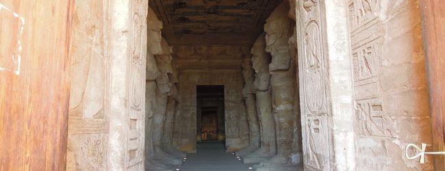 巨大な2つの神殿に驚いた!!長時間かけて来...