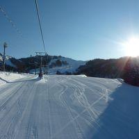 マウントレースイ3泊4日のスキー旅行 <北海道夕張市>