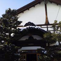 雪の金沢 パワースポット