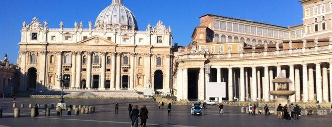 ヨーロッパ 女1人旅:ローマ&バチカン