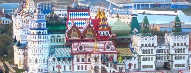 ロシアひとり旅(モスクワ〜ヘルシンキ)